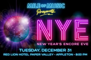 New Year's Encore Eve @ Red Lion Hotel Paper Valley